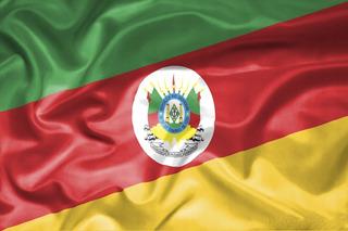 Bandeira Do Rio Grande Do Sul 1,45m X 1m