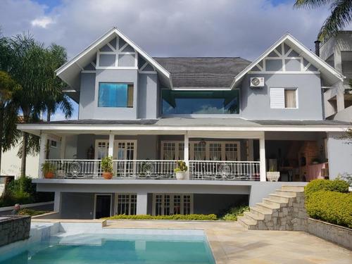 Casa Com 4 Dormitórios À Venda, 600 M² Por R$ 2.550.000,00 - São Paulo Ii - Cotia/sp - Ca0423