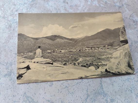 Postal Antigua Cordoba Capilla Del Monte