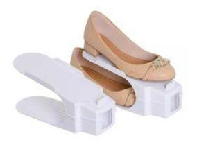 Organizador De Sapatos Daz Com 20 Unidades Branco