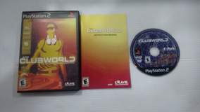 Club World Ejay Completo Para Play Station 2,excelente
