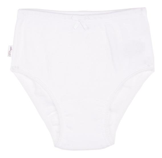 Calzón Baby Creysi Blanco T01014