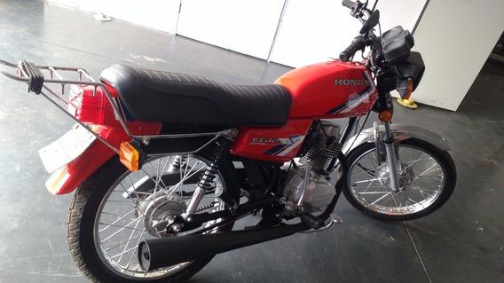 Moto Honda Cg 125 - 1984
