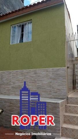 Casa Térrea Com 45 M²/1 Dormitorio/1 Vaga À Venda Na Vila Prudente, São Paulo - Ca00257 - 69285476