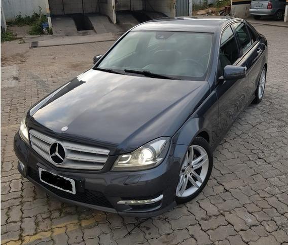 Mercedes Benz C 180 C180 1.6 Turbo 156cv