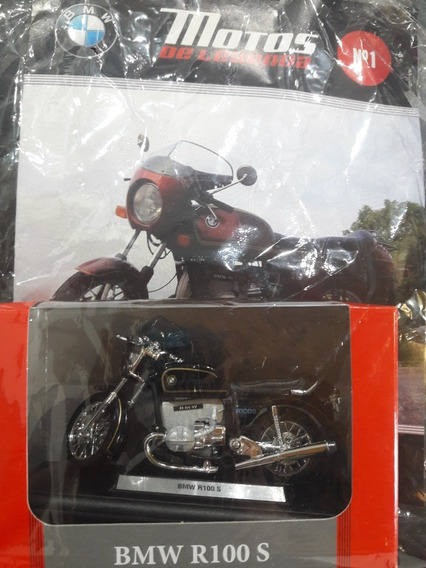 Coleccion Motos De Leyenda #1 Clarin
