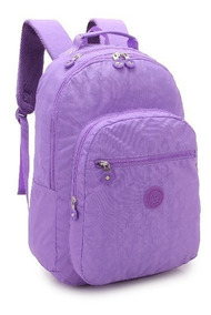 Mochila Notebook Feminino Escolar Viagem 0392 Top Resistente