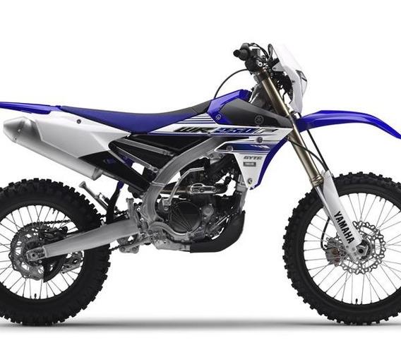 Yamaha Wr250f 0km Modelo Año 2018- Entrega Inmediata