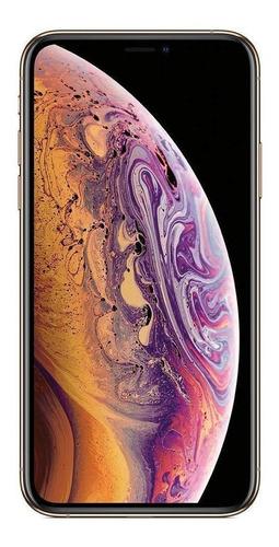 Celular Smartphone Apple iPhone Xs 64gb Dourado - 1 Chip