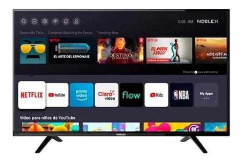 Imagen 1 de 4 de Smart Tv 50 Uhd 4k Led Noblex Dk50x6500 Hdmi Tio Musa