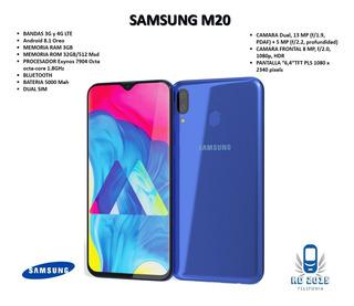 Telefono Celular Samsung M20 3gb/32gb Android 8.0