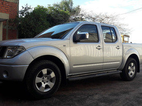 Nissan Frontier 2.5 Le Cab Doble At 4x4