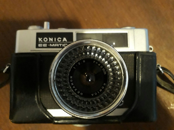 Camera Konica Ee Matic 1963