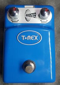 Pedal Para Guitarra- Booster Da T-rex