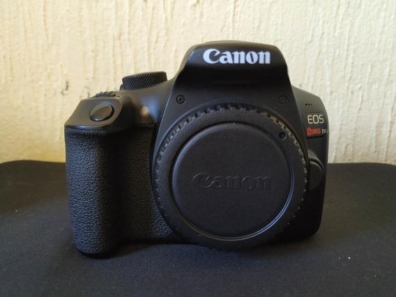 Canon Eos T6 + 2 Lentes Canon + Flash Yongnuo