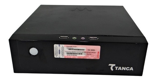 Imagem 1 de 10 de Mini Pc Tanca Tc-620/2,58ghz Soc/4gb Ddr3/ssd 64 Gb/hd 320gb