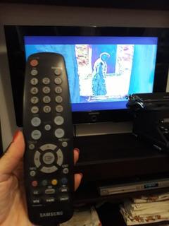 Tv Samsung ´32 -leer- Roto Display De Imagen
