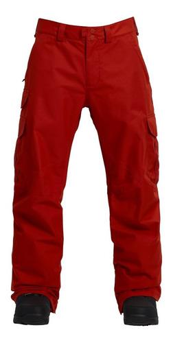Pantalon Impermeable Snowboard Ski Burton Cargo