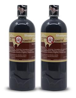 2 Shampoo Del Caballo Para Uso Humano Yeguada Reserva