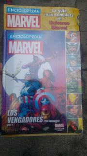 Enciclopedia Marvel Altaya Tomos 2 Y 3