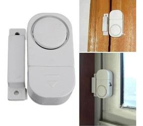 Alarme - Porta Ou Janela Sem Fios 5 Unidades