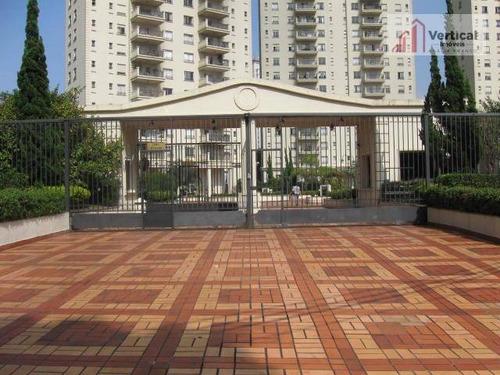 Cobertura Com 4 Suítes Sendo Uma Suíte Master  À Venda, 360 M² Por R$ 2.400.000 - Tatuapé - São Paulo/sp - Co0302