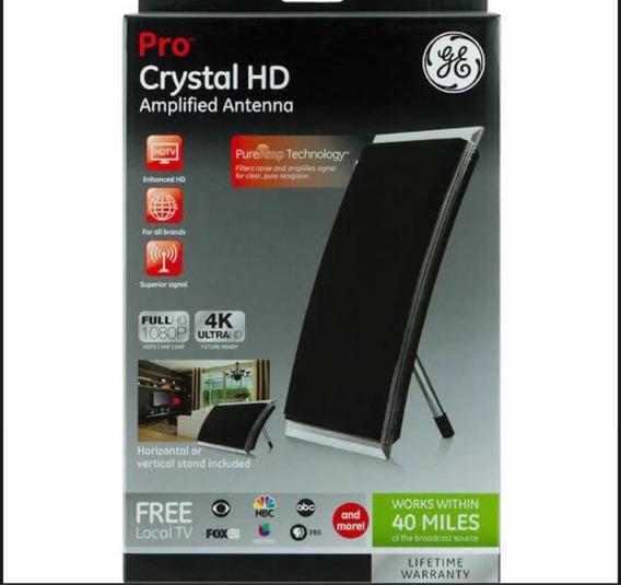 Antena Amplificada Pro Cristal Hd Envío Gratis !!