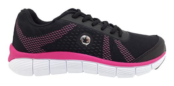Tênis Feminino Malibu Shoes Para Caminhada E Treinos 0617