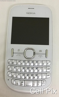 Nokia Asha 200 - Dual Chip - 2mp, Rádio Fm, Mp3 - Usado