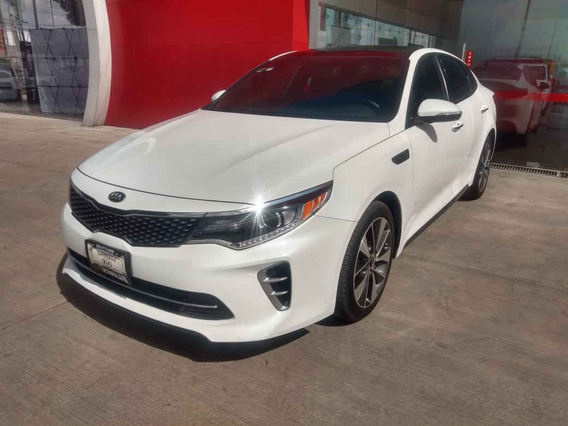 Kia Optima 2016 2.0 Turbo Gdi Sx At