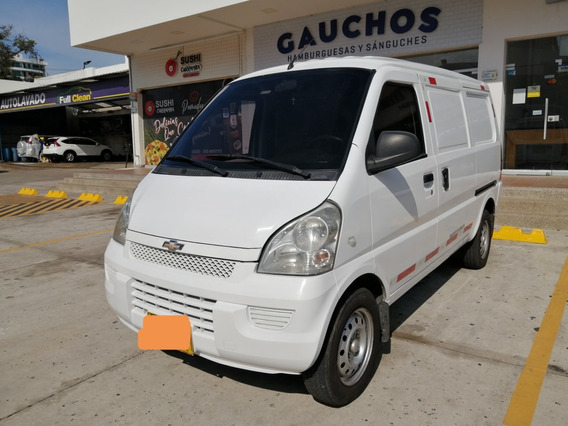 Chevrolet Van N300 Plus Carga.
