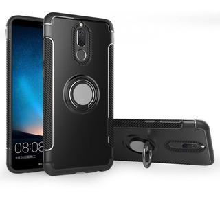 Funda Reforzada Ring Anillo Huawei P20 P10 Mate 10 Lite Pro