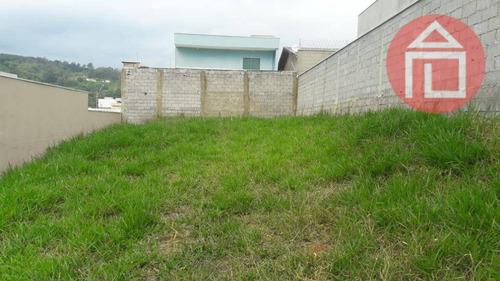 Imagem 1 de 1 de Terreno À Venda, 207 M² Por R$ 180.000,00 - Residencial Quinta Dos Vinhedos - Bragança Paulista/sp - Te1001