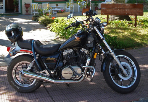 Honda Shadow 700 Cc