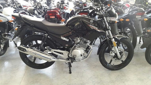 Yamaha Ybr 125 Ed  0km - Financiación - Motos M R