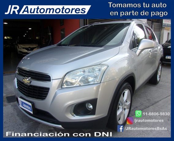 Chevrolet Tracker Ltz+ Awd Full 4x4 1.8 Jr Automotores