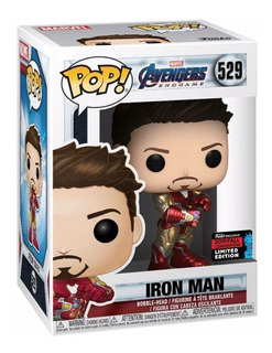 Funko Pop Marvel Avengers Endgame Iron Man Nycc 2019