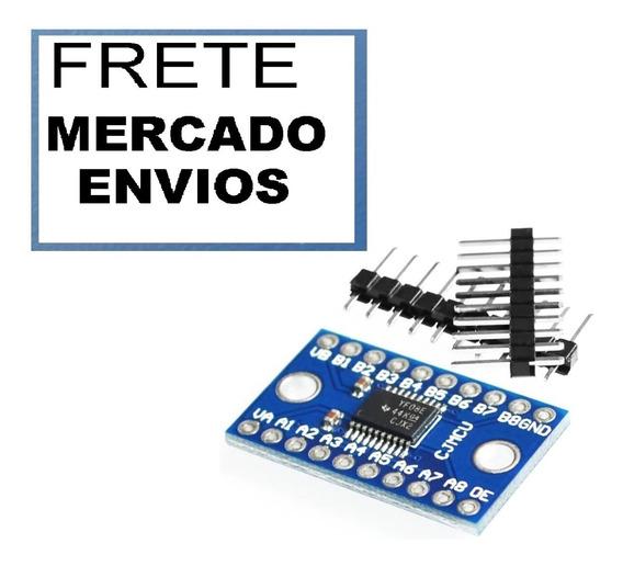 Txs0108e Conversor Nivel Logico 3,3v 5v 8 Canais (r10$/peça)