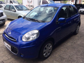 Nissan March 1.6 S 5p 2014