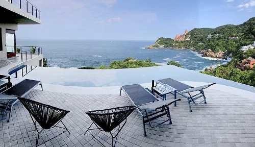 Cad Brisas Del Marques - Carabela 30. Alberca Y Vista Al Mar