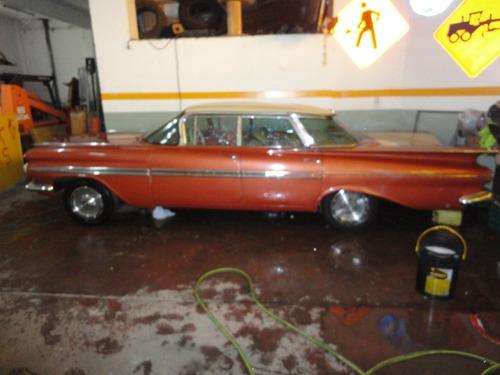 Chevrolet Impala 1959 Hard Top Sin Parantes 1537010701