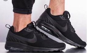 Tenis Nike Airmax Motion #5 #5.5 #6 #6.5 #7 #7.5 #8 Black