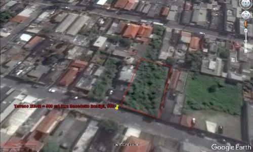 Imagem 1 de 4 de Casa Verde - Terreno - 20,00 X 40,00 -  R$800.000,00 - St9884