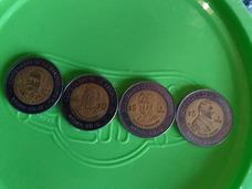 Monedas De Coleccion Revolucion Y Bicentenario