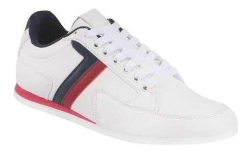 Tenis Casual Mirage 1262 Blanco Comodo 100% Original 821775