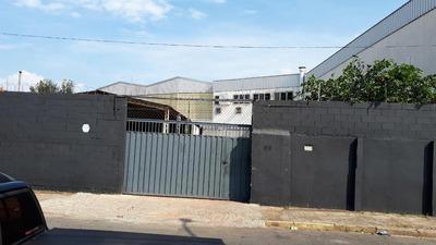 Barracão Para Aluguel Em Parque Industrial - Ba013331