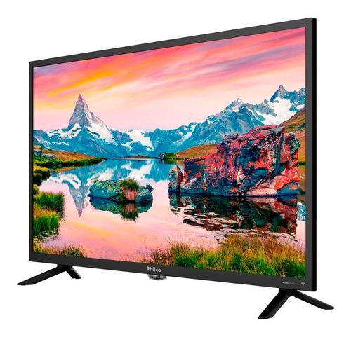 Imagem 1 de 6 de Smart Tv Philco 32´ Hd Led Ptv32d10n5skh Hdmi Dolby Preto
