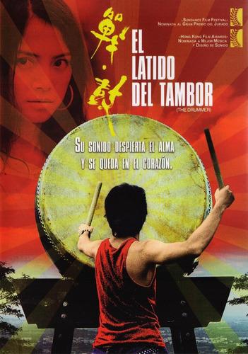 Imagen 1 de 3 de El Latido Del Tambor The Drummer Jaycee Chan Pelicula Dvd