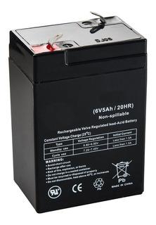 Bateria Gel 6v 4ah Recargable Alarmas Ups Iluminacion Luces- Importadora Fotografica - Distribuidor Oficial Multimarcas