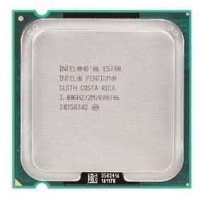 Pentium Dual Core E5700 3.0ghz 2m